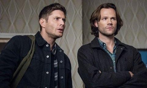 Supernatural actores principales Jensen Ackles y Jared Padalecki